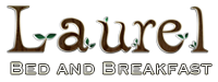 The Laurel Bed & Breakfast Logo